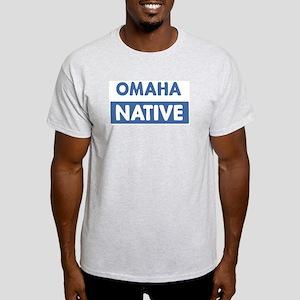 OMAHA native Light T-Shirt