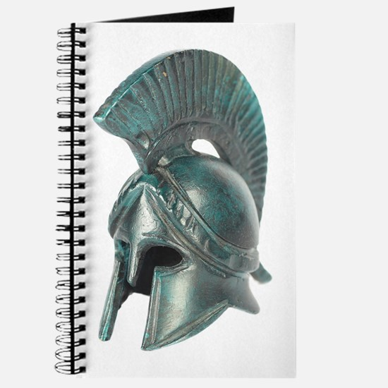 Antique Greek Helmet Journal