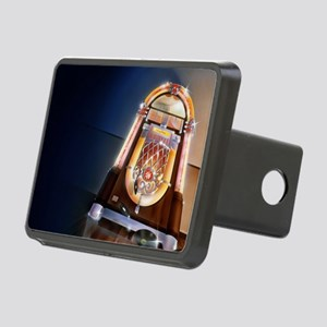 Classic Jukebox Rectangular Hitch Cover