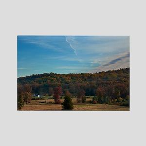 Gettysburg National Park - Farm land - Lit Magnets