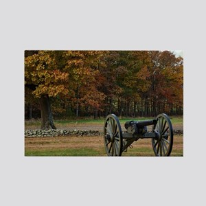 Gettysburg National Park - Fall - Cannon Magnets