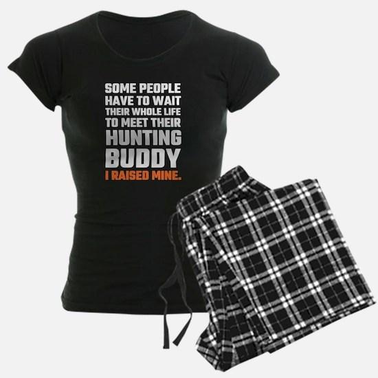 Hunting Buddy Father Son Pajamas