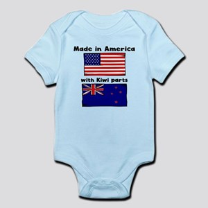 Made In America With Kiwi Parts Body Suit