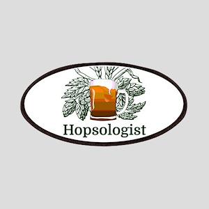 Hopsologist Patch