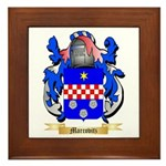 Marcovitz Framed Tile