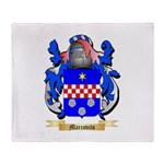 Marcovitch Throw Blanket