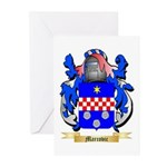 Marcovic Greeting Cards (Pk of 20)