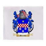 Marcovic Throw Blanket