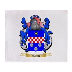 Marcov Throw Blanket