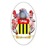 Marcos Sticker (Oval 50 pk)