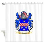 Marconi Shower Curtain