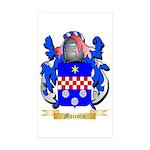 Marcolin Sticker (Rectangle 50 pk)