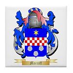 Marcoff Tile Coaster