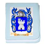 Marcinkus baby blanket