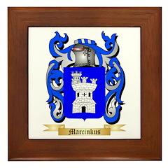 Marcinkus Framed Tile