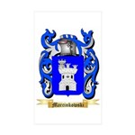 Marcinkowski Sticker (Rectangle 50 pk)
