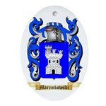 Marcinkowski Oval Ornament