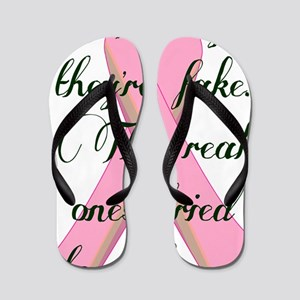 Hell yes they're fake. The real ones tr Flip Flops