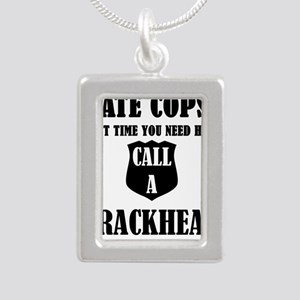 Hate Cops?Next Time You Need Help Call A Necklaces