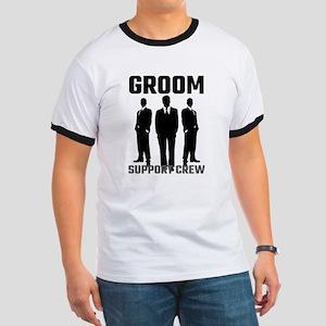 Groom Support Crew T-Shirt