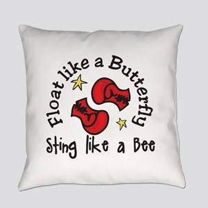 Sting Like A Bee Everyday Pillow