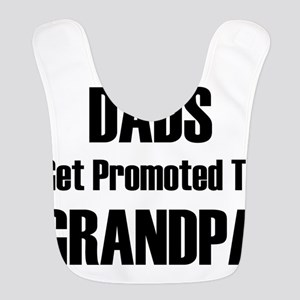 Great Dads Get Promoted To Grandpa Bib
