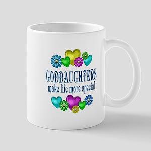 Goddaughters More Special Mug