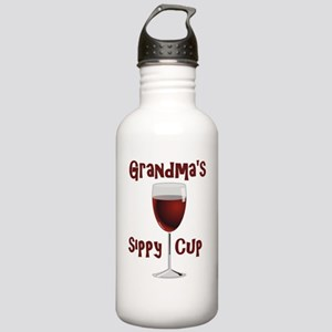 Grandma's Sippy Cup Stainless Water Bottle 1.0L