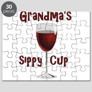 Grandma's Sippy Cup Puzzle