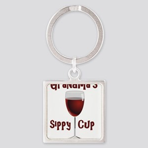 Grandma's Sippy Cup Keychains