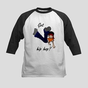 Got hip hop? Baseball Jersey