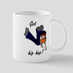 Got hip hop? Mugs