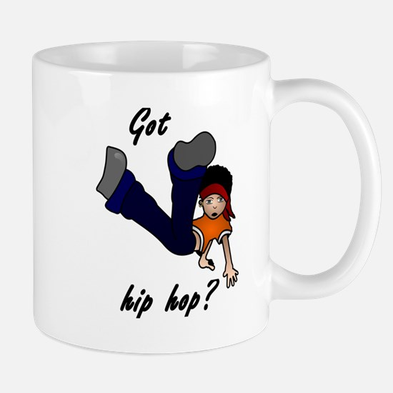 Got hip hop? Mugs