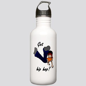 Got hip hop? Stainless Water Bottle 1.0L