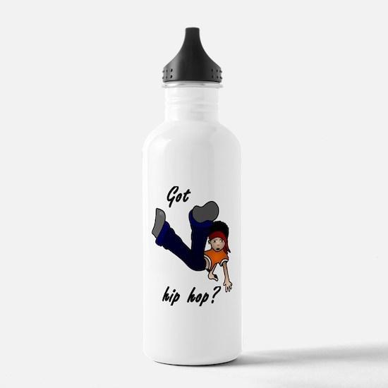Got hip hop? Water Bottle