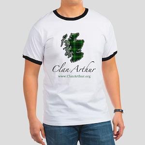 Clan Arthur Map - Ringer T