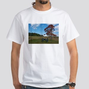 Gettysburg National Park - Fall - Cannon T-Shirt