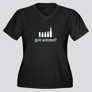 got ammo? Plus Size T-Shirt