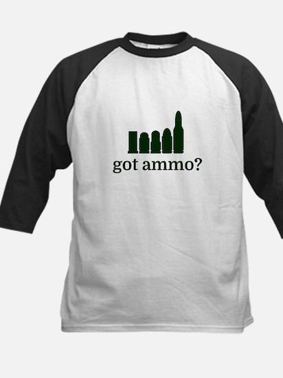 got ammo? Baseball Jersey