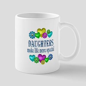 Daughters More Special Mug
