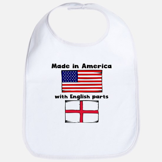 Made In America With English Parts Bib