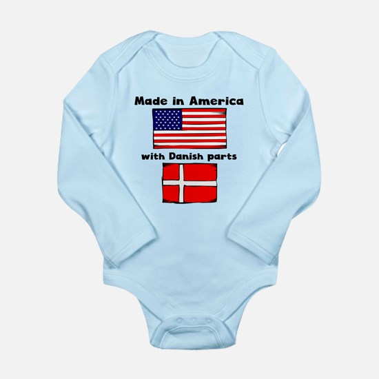 Made In America With Danish Parts Body Suit