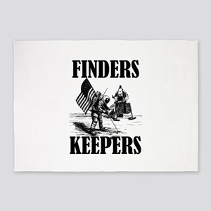Finders Keepers 5'x7'Area Rug