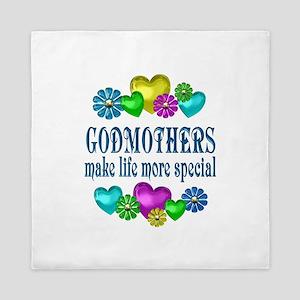 Godmothers More Special Queen Duvet