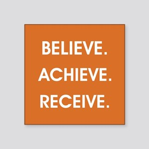 BELIEVE... Sticker