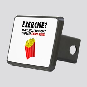 Exercise? Yeah...No. I Tho Rectangular Hitch Cover