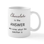 Chocolate Mugs