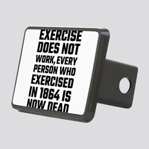 Exercise Does Not Work Rectangular Hitch Cover