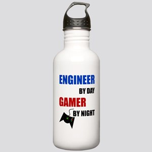 Engineer By Day Gamer Stainless Water Bottle 1.0L
