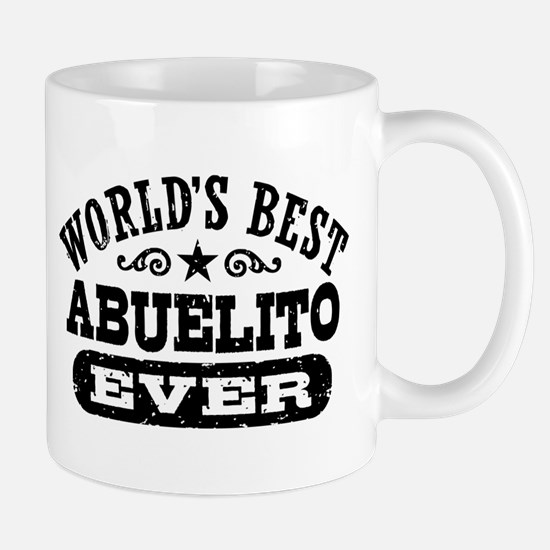 World's Best Abuelito Ever Mug